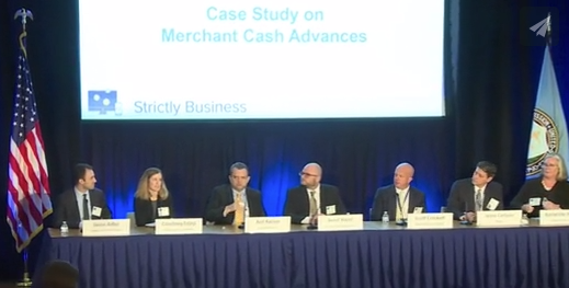 merchant cash advance panel ftc