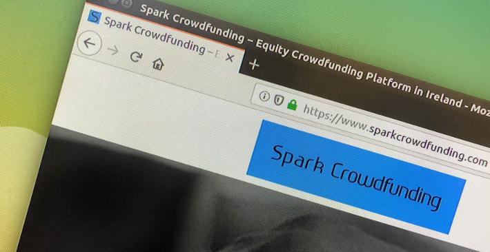 spark crowdfunding dublin ireland