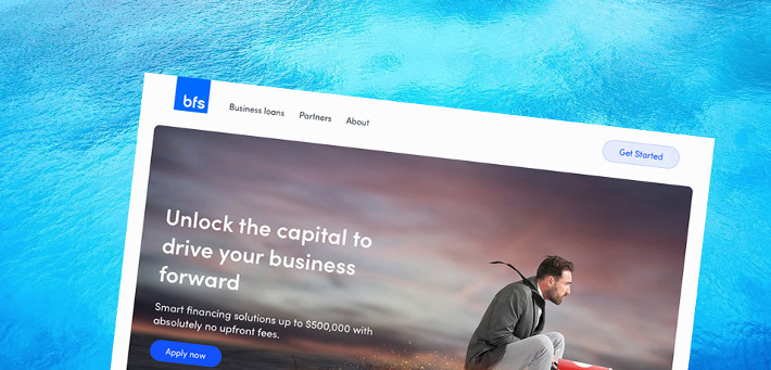 BFS Capital Website