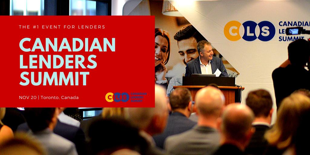 Canadian Lenders Summit
