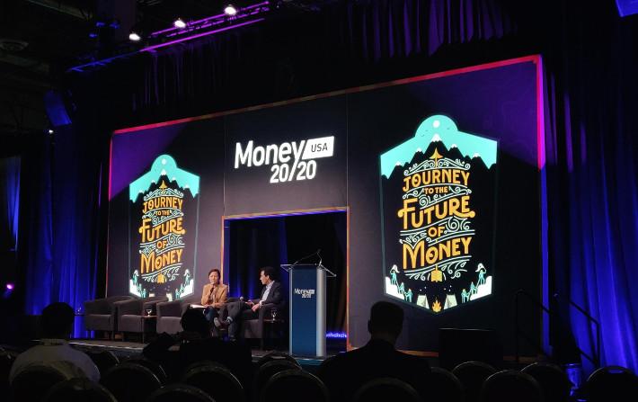 Money2020 stage