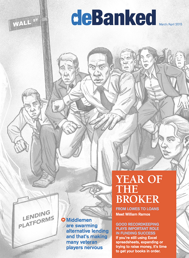 Year Of The Broker