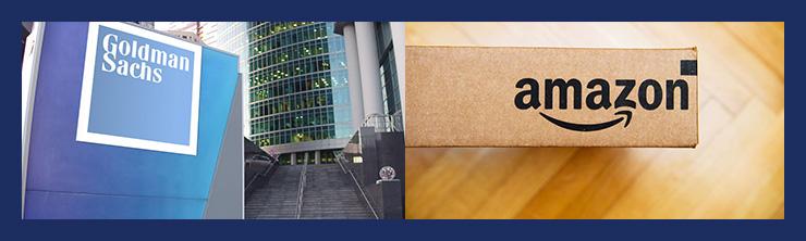 Amazon Goldman Sachs Partnership
