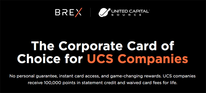 Brex - United Capital Source