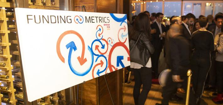 Funding Metrics Painting