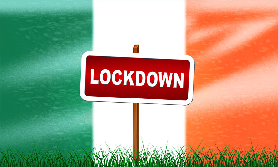 Ireland lockdown
