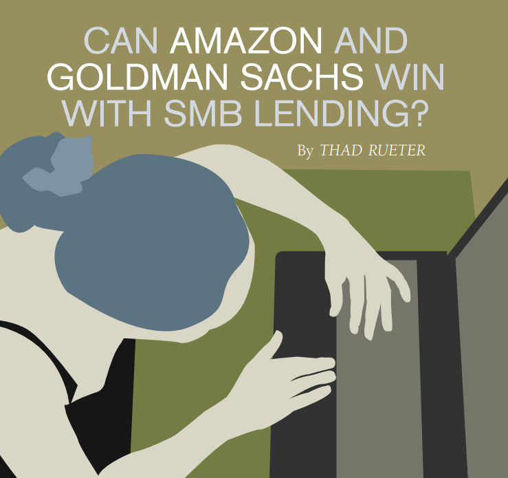 amazon and goldman sachs
