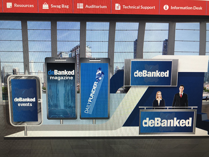 deBanked Booth