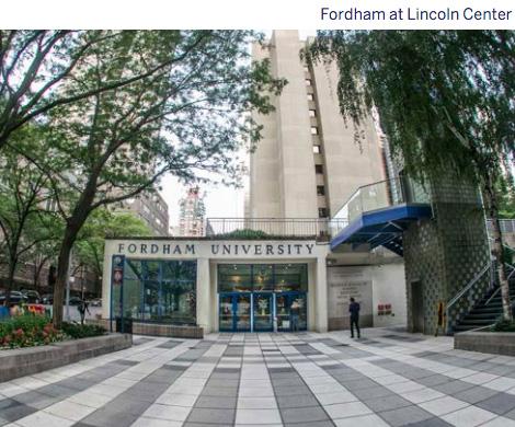 Fordham Fintech