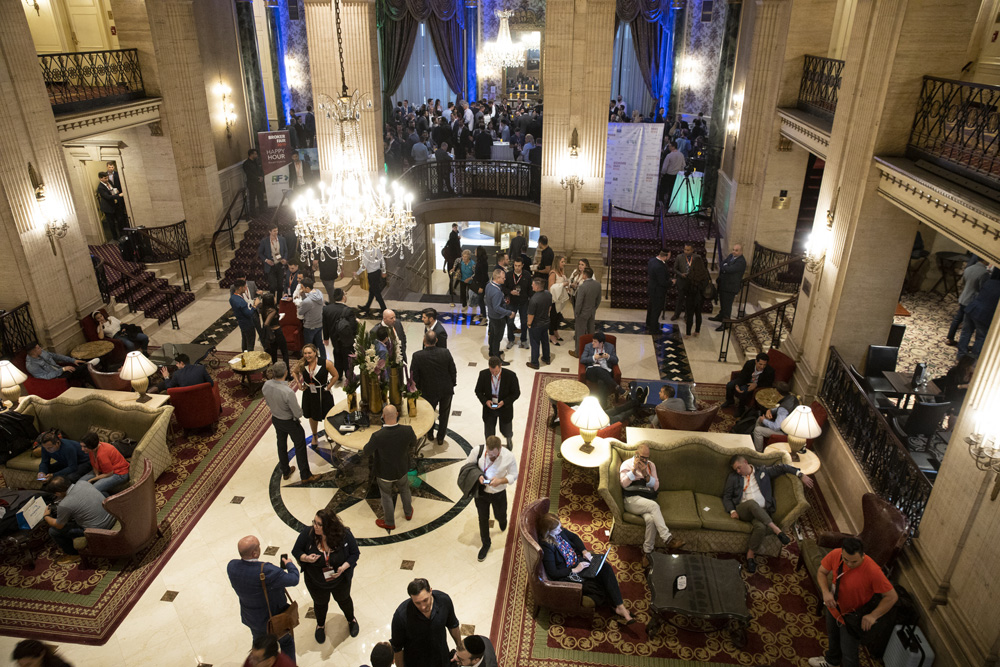 The Roosevelt Hotel New York City - Broker Fair 2019
