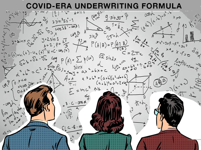 covid underwriting
