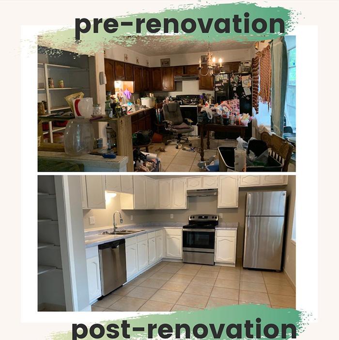 kitchen remodel doorvest