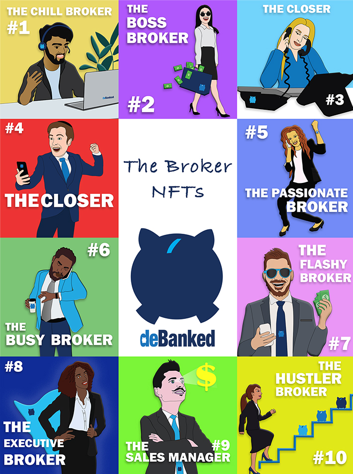 The Broker NFT Collection